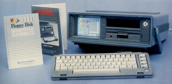 Commodore SX 64