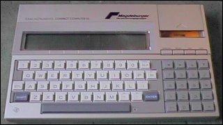 TI Compact Computer 40