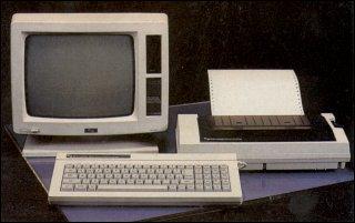 8-Bit-Nirvana: Amstrad PCW 8256/Schneider Joyce